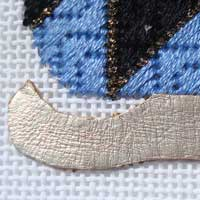 Applique Leather