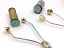 Two bobbin sizes are available to match the two Kreinik spool sizes for fly tying