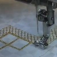 VIDEO:  Digitized Machine Embroidery with Kreinik Threads