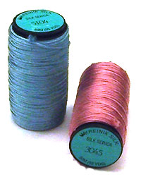 Uses & Care for Kreinik Silk Serica®