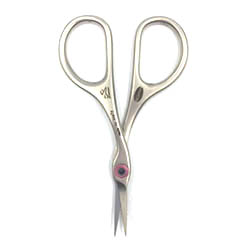 "X304C Premax® 3 3/4"" Curved Embroidery Scissors"