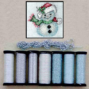 Snowflake - Metallic Gift Collection