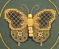 Golden Butterfly