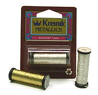 Uses and Care For Kreinik Cable