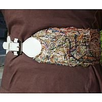 VIDEO:  Fiber Art Belt