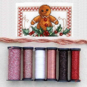 Gingerbread - Metallic Gift Collection