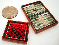 Mini Board Games