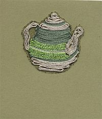 Time For Tea Invitation/Card