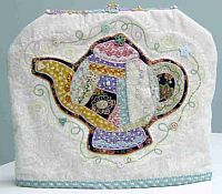 Crazy Quilt Tea Cozy
