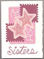 Star Sisters Card