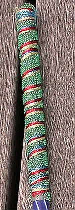 Beaded Wrapped Pens