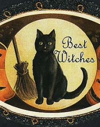 Best Witches Card