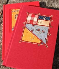 Iron-on Summer Journal