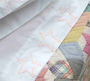Lo-Sew TWINKLE TWINKLE PILLOWCASE