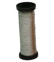 Silk Couching Thread Silver 40M
