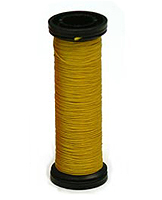 Silk Couching Thread Gold 18M
