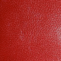 "Red Leather 6"" x 6"""