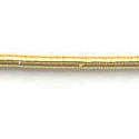 #2 Bullion Matte (Rough Purl) - Gold 33""