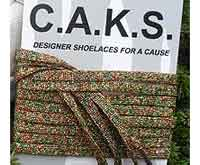 CAKS Shoelaces