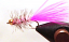 Tied with Pink Ice Micro Ice Chenille