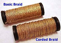 What is a Corded Braid?