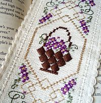 Easter Basket Bookmark