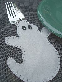 Ghost Pocket Placemat
