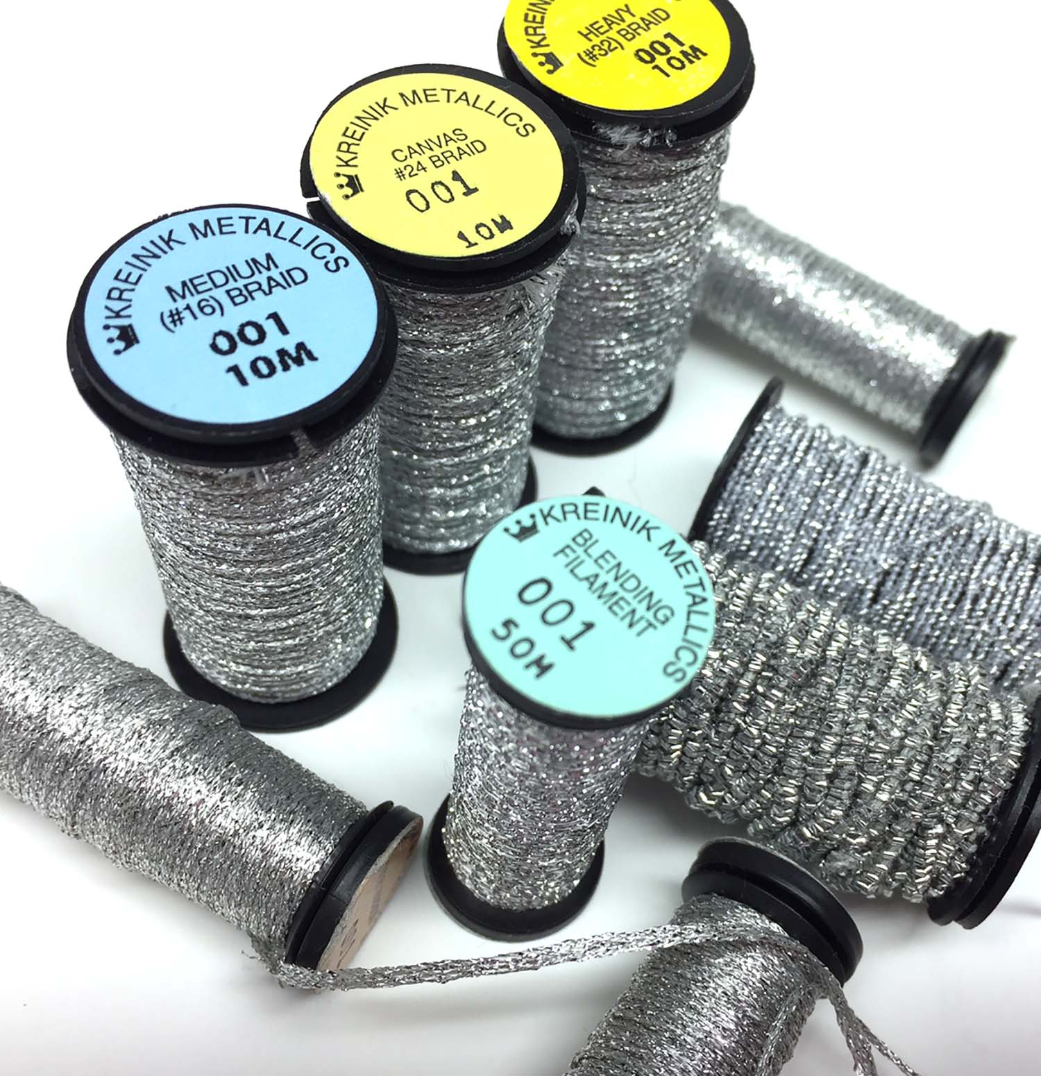 Metallic Thread Selection Chart