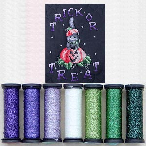 Trick or Treat - Metallic Gift Collection