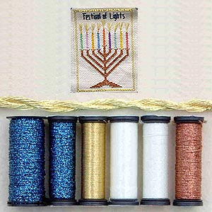 Hanukkah - Metallic Gift Collection