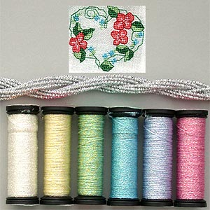 Pastel Sampler - Metallic Gift Collection