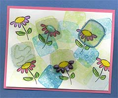 Flowers Everywhere Card