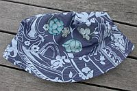 Embellished Floppy Hat