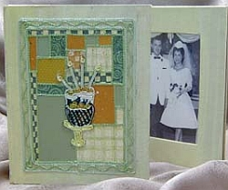 An Irish Wedding Frame