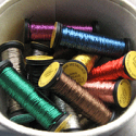 History of Real Metal & Metallic Thread Embroidery